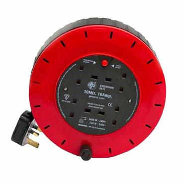 JO JO  220 Volt 4-Way Cassette Extension Reels