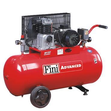 Fini MK102-90-2M 90 Litre 230 Volt Belt Driven Air Compressor
