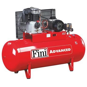 Fini MK113-200F-3M 200 Litre 230 Volt Belt Driven Air Compressor