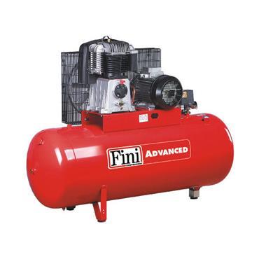 Fini BK119-270F 270 Litre 380/420 Volt 3 Phase Piston Air Compressor