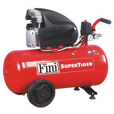 Fini Supertiger-265M 50 Litre 220 Volt Professional Direct Drive Air Compressor