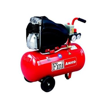 Fini AMICO 50/2500 50 Litre 230 Volt Direct Drive Air Compressor