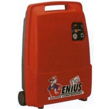 Fini Genius 202 6 Litre 220 Volt Oil Free Compressor