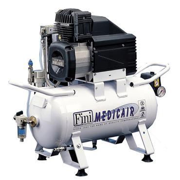 Fini MED150-24F-1.5HP 24 Litre 230 Volt Medicare Medical Air Compressor