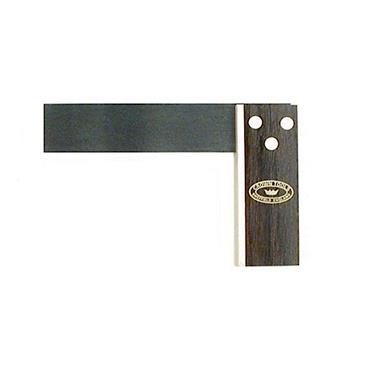 Crown 125 152mm Rosewood Try Square