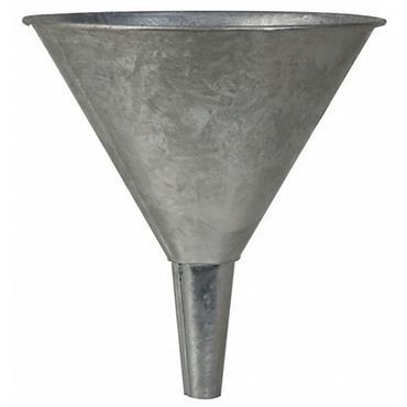 WESCO  Metal Round Rim Funnels