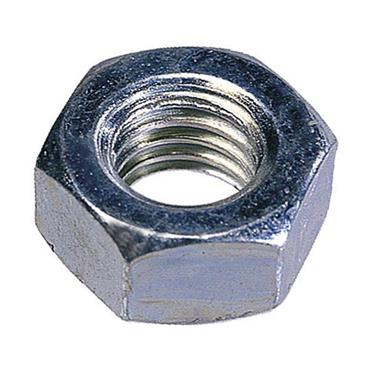 CITEC Hex Full Nuts:- Metric Zinc Plated