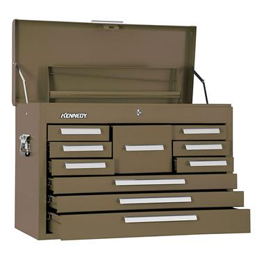 Kennedy 360 10-Drawer Mechanic Tool Chest