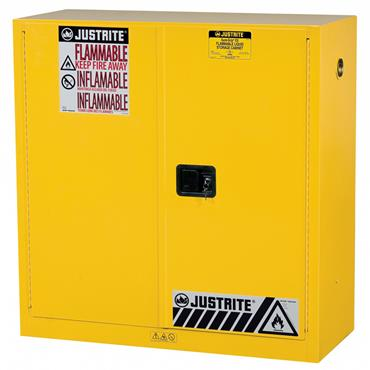 Justrite EX Safety Flammable Cabinet