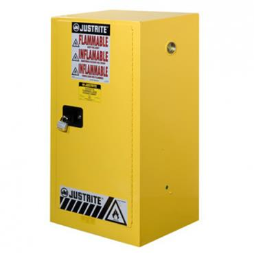 Justrite EX Compac Safety Flammable Cabinet