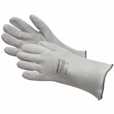 Ansell 42-474 Grey Crusader Flex  Heat Resistant Gloves