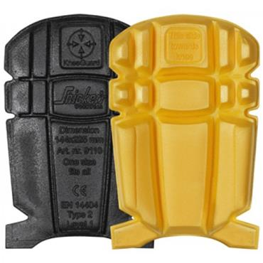 Snickers 9110 Craftsmen Knee Pads - Yellow/Black