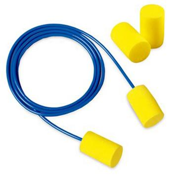 3M CC-01-000 E-A-R Classic Corded Earplugs - 100 Pairs