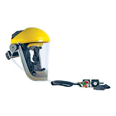JSP 2112009 Airfed Face Shield