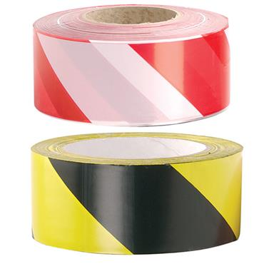 JSP Striped Warning Tape