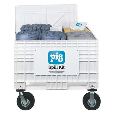 New Pig KIT204 502 Piece Spill Kit in Extra-Large Response Chest