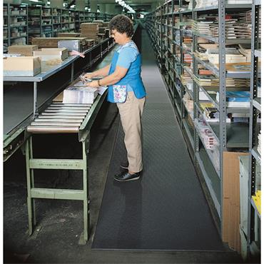 NO TRAX  Sof-Tred Floor Safety / Anti-Fatigue Matting - Dry Area