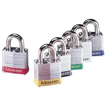 Masterlock 3KA Keyed-Alike Safety Padlock
