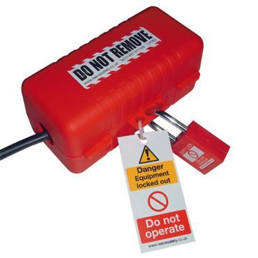 E-Safe LP550 Electrical Plug Lockout
