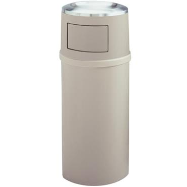 RUBBERMAID  Ash/Trash Containers