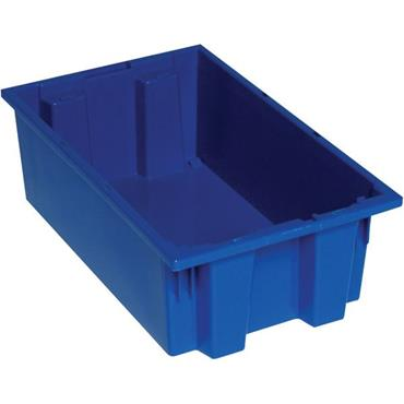 Akro-Mils 35-300 104 Litre Nest and Stack Totes
