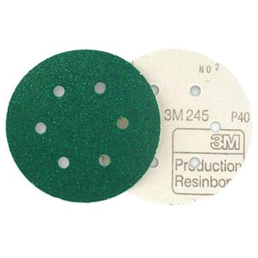 3M ''Stikit'' 150mm Self Adhesive Sanding Discs & Pads