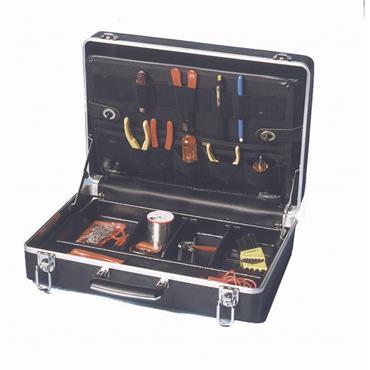 CITEC 430 x 125 x 305mm Compact Technicians Tool Case - TC1
