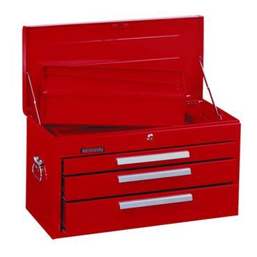 Kennedy 263 3-Drawer Mechanic Tool Chest