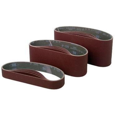 SIA Aluminium Oxide Hand Sander Belts