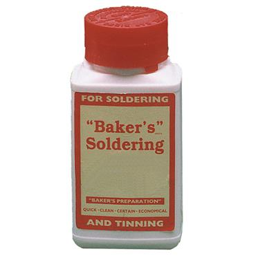BAKERS   No 3 Soldering Fluid