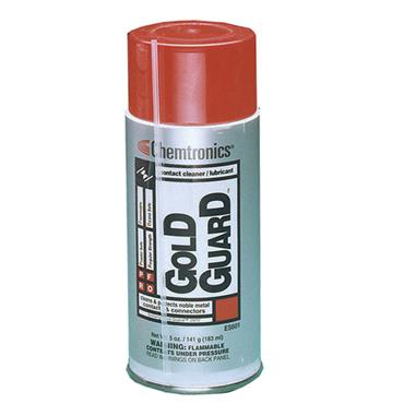 Chemtronics ES601 Gold Guard Contact Cleaner and Lubricant