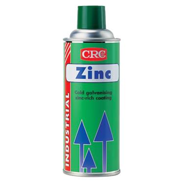 CRC ZINC 400ml Anti-Corrosion Industrial Zinc Spray