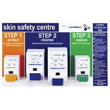 DEB Skin Safety Board
