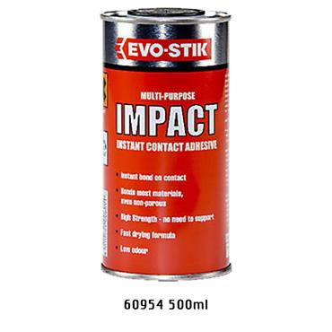 Evo-Stik Multi-Purpose Impact Instant Amber Contact Adhesives