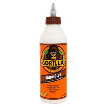 Gorilla Incredibly Strong Light Tan Wood Glue
