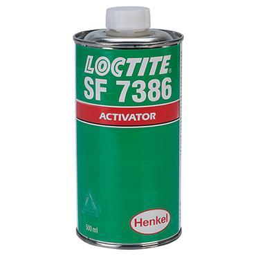 Loctite 7386 500ml Acrylic Yellow Adhesive Activator