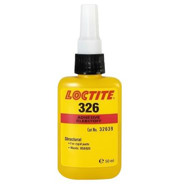 Loctite 326 Structural Acrylic Speedbonder Adhesives