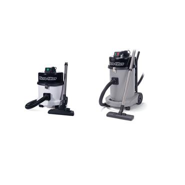 "NUMATIC MFQ ""Microfilter"" Dry Vacuum Cleaners"