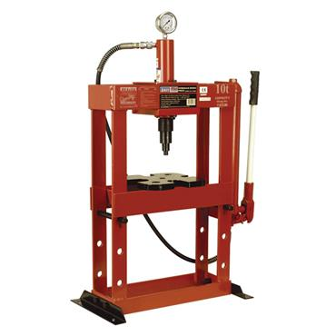 SEALEY  10 Ton Yankee Hydraulic Bench Press
