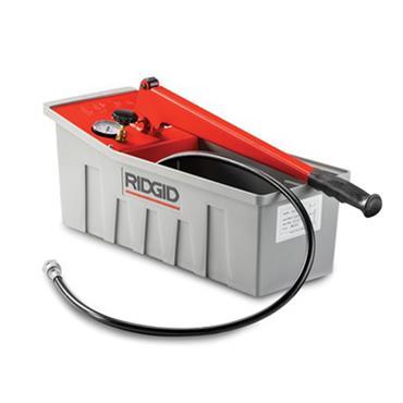 RIDGID  Model 1450 Pressure Testing Pump