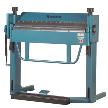 SCANTOOL   Foot Operated Bending Machines
