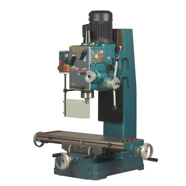 SCANTOOL  Geared Head Milling/Drilling Machine