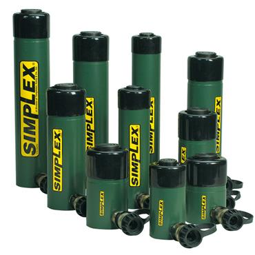SIMPLEX Spring Return Cylinder Jacks