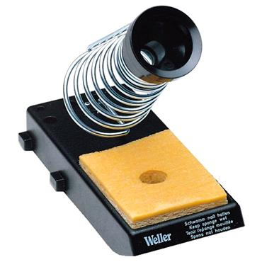 Weller Soldering Iron Bench Holder and Spare Sponge