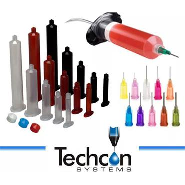 TECHCON SYSTEMS   700 Series Dispensing System Syringes