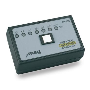 Desco Europe  uMeg Pocket Megohmmeter