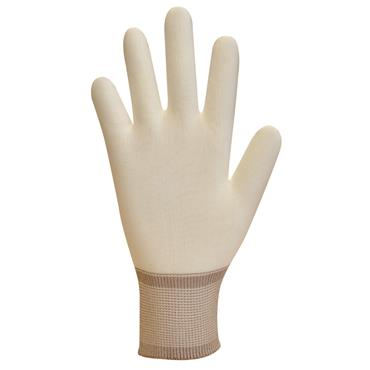 Polyco CR201 Pure Dex Nylon Fingertip Coated Inspection Gloves