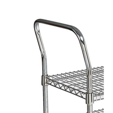 QSS Utility Cart Chrome Handles