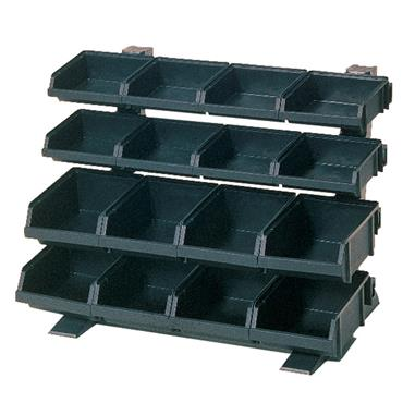 RAACO ESD Bin Table Rack
