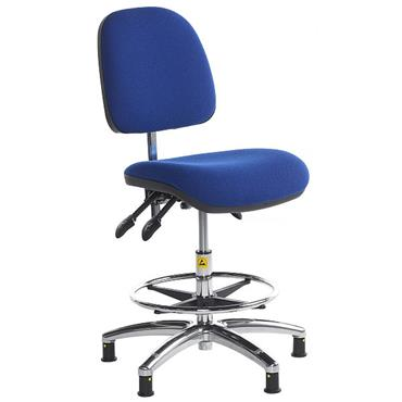 RHODES & SCHOLES  Static Dissipative Fully Ergonomic Chair